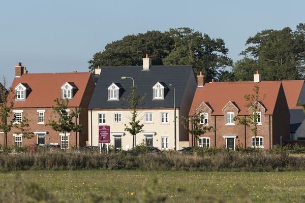 housing bicester development