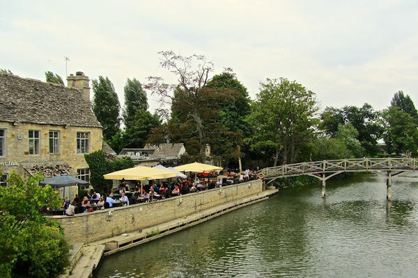 The Trout Inn - Godstow