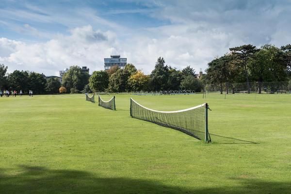 University Parks - Parks Road