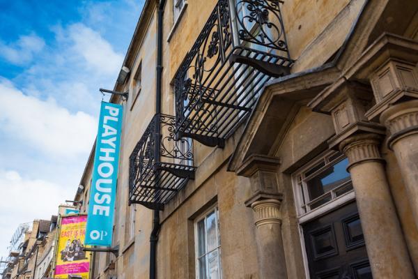 Oxford Playhouse Beaumont Street